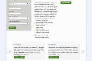 Online WEB ro - Model site prezentare realizat, site prezentare oferte hotel pensiune turistica Bucovina Foto 1